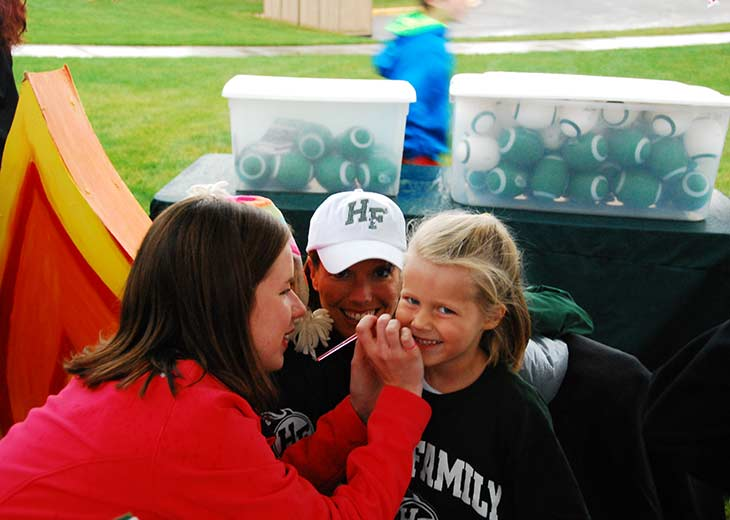 Youth Fire Fan Night and Tailgate Picnic Featured Image.