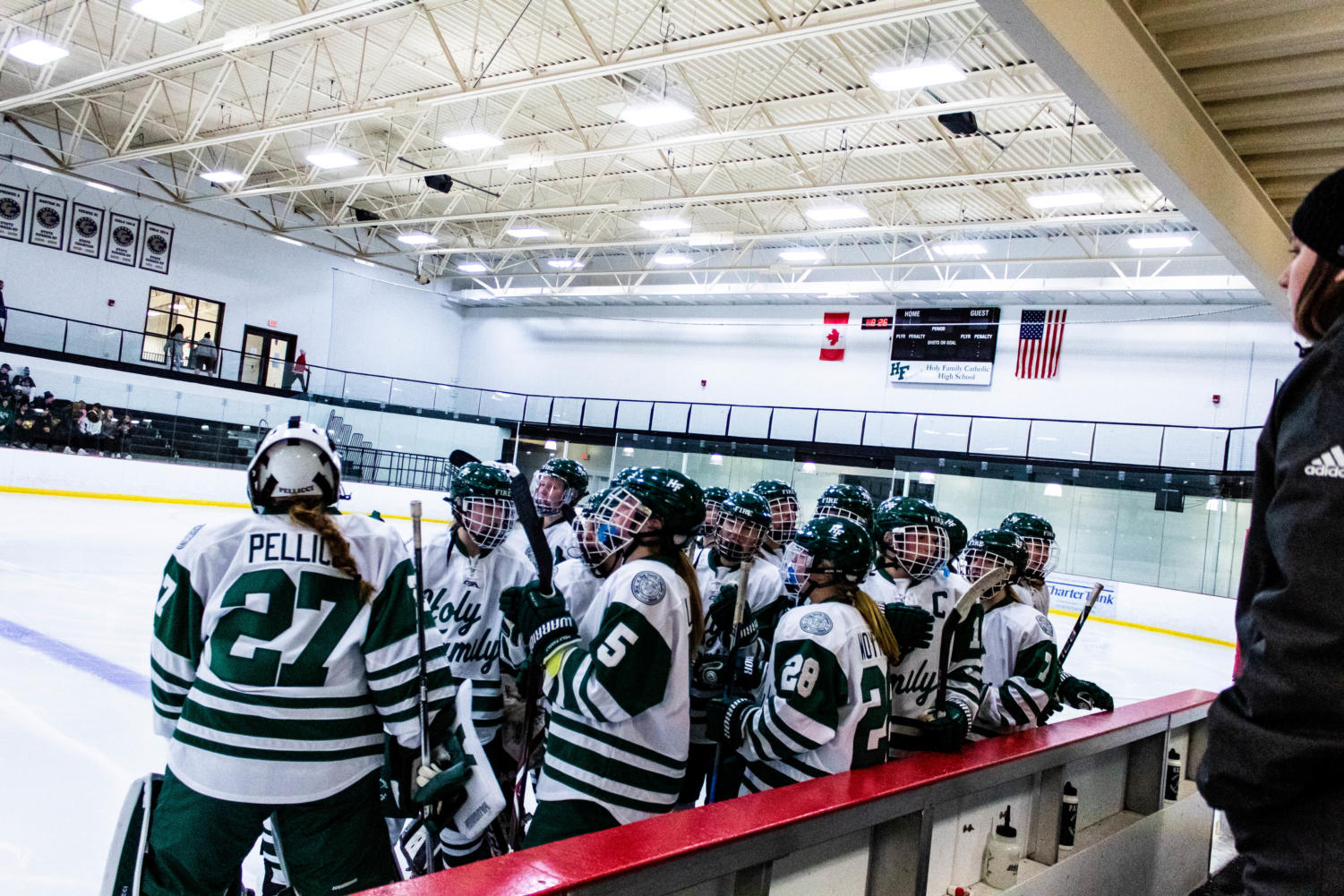 Best Catholic High School Girls Hockey Programs +