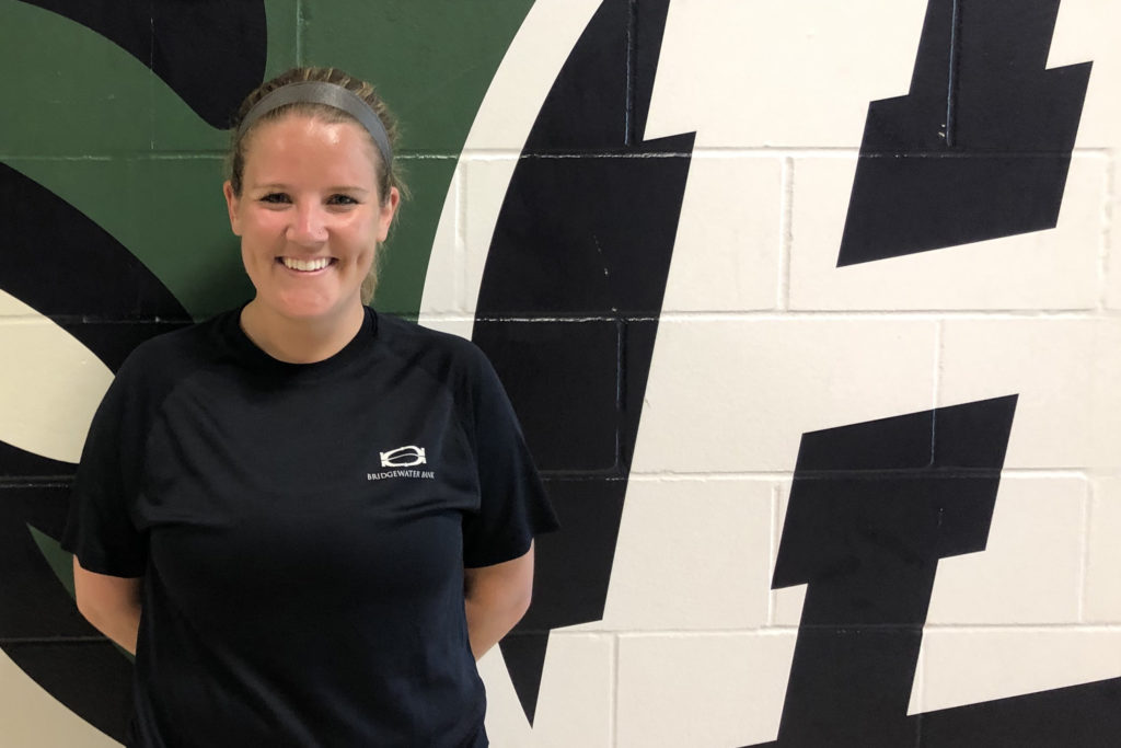 picture of Sammi Crocker, new head coach for HF Girls Soccer