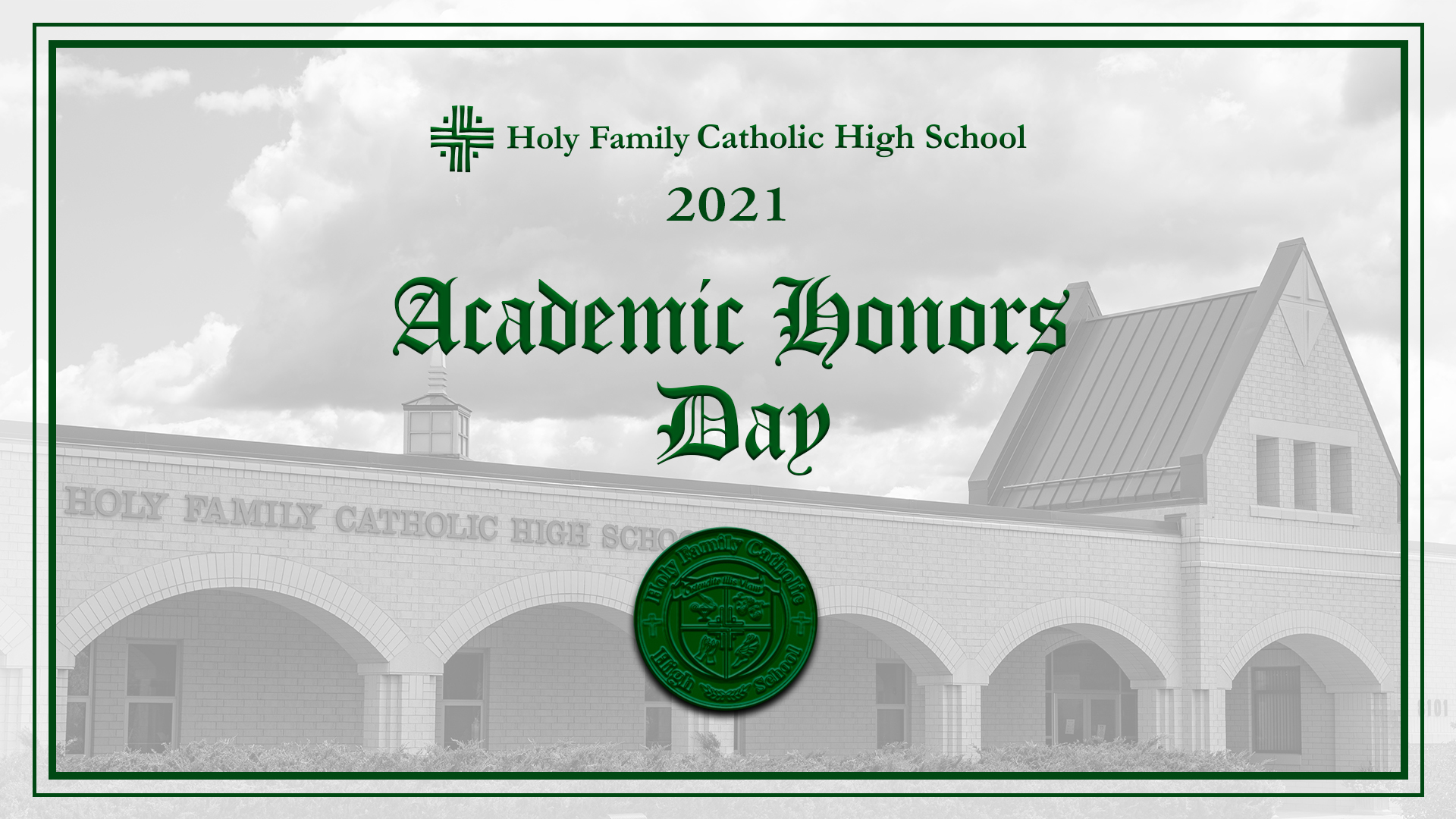 2021 Academic Honors Featured Image.