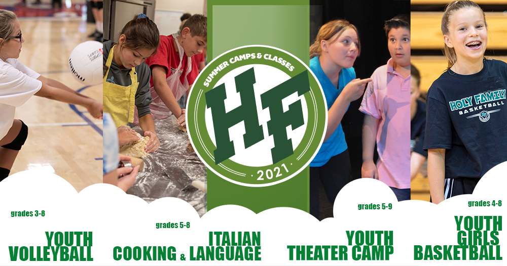 HF SUMMER YOUTH CAMPS 2021 Featured Image.